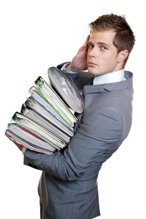 Heavy workload